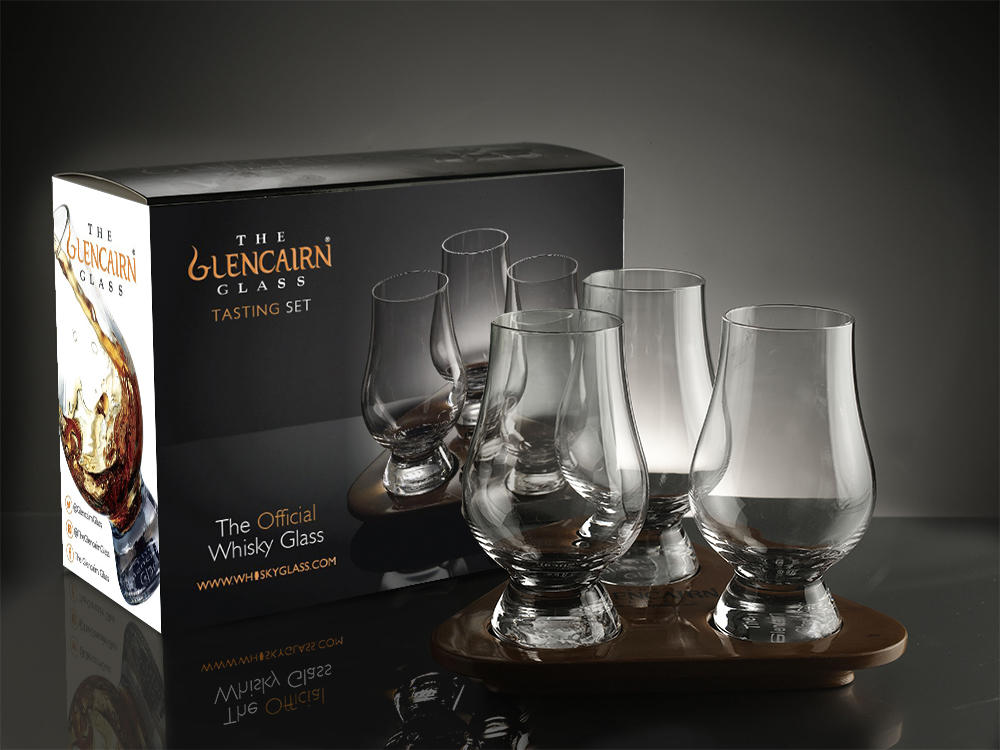 Glencairn Glass Tasting Set